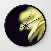 dancing Wall Clocks featuring Dancing by Amelia Kay Photography