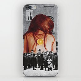 All Present iPhone Skin