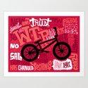 All My Bikes 22: WTP Trust by chrispiascik