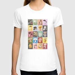 Mushroom Study T-shirt