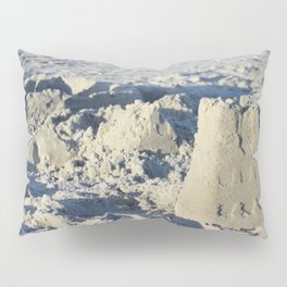 Sandcastles Pillow Sham