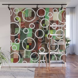 Abstract pattern 101 Wall Mural