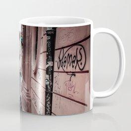 Floating Man Coffee Mug