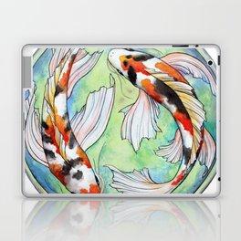 Koi Harmony Laptop & iPad Skin