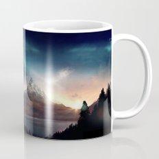 fantasy mountain Mug