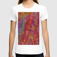 bands T-shirts featuring Bands II by RingWaveArt