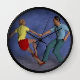 Jive Wall Clock