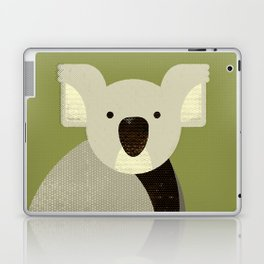 Whimsy Koala Laptop & iPad Skin