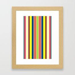 Geometrical- STRIPE Framed Art Print