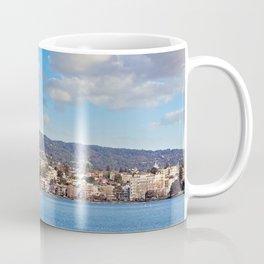 Lake Merritt Panorama - Oakland, California Coffee Mug