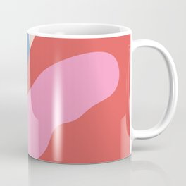 Big Shapes / Chewing Gum Coffee Mug