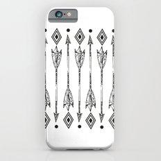 American Native Arrows No. 1 iPhone 6s Slim Case