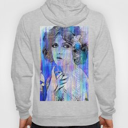 Clara Bow:  I'll See You In New York Hoody