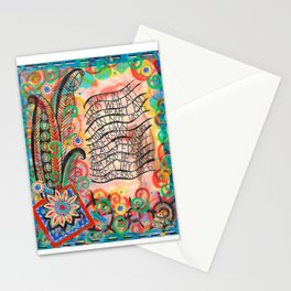 Proverbs 3:5-6 Stationery Cards