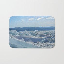 Pressure Ridges of Ice Lake Bath Mat