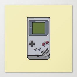 #44 Nintendo Gameboy Canvas Print