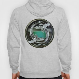 """Astrological Mechanism - Pisces"" Hoody"