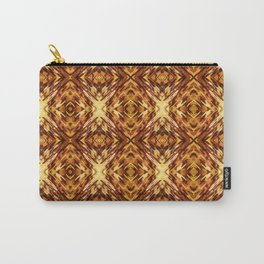 Parquet parquet Carry-All Pouch