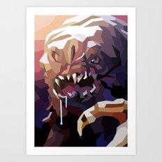SW#17 Art Print