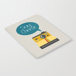 Say Cheese Notebook