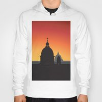 italy Hoodies featuring Italy by Nove Studio