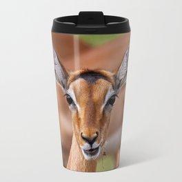 Young Impala - Africa wildlife Travel Mug