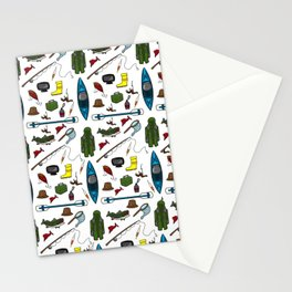 All The Things Stationery Cards