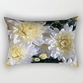 Fall Mums Rectangular Pillow