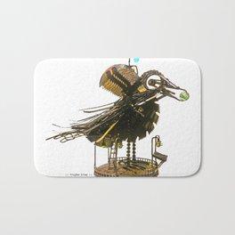 :: Trojan Crow :: Bath Mat