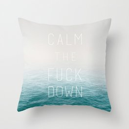 CTFD Throw Pillow