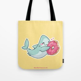 Byte LOVES Donuts Tote Bag