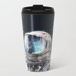 Night Life Metal Travel Mug