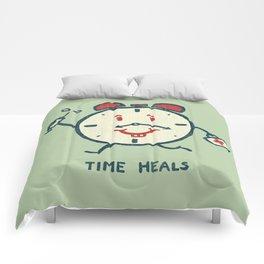 Time heals Comforters