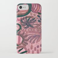 jungle iPhone & iPod Cases featuring Jungle by Akwaflorell