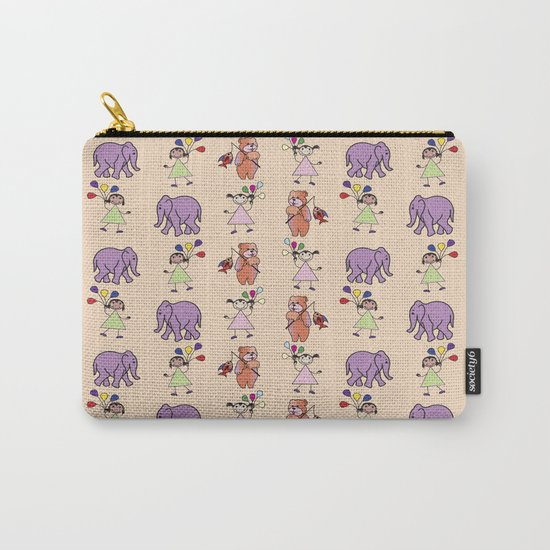 pattern 13 Carry-All Pouch