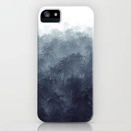 Jungle Haze iPhone Case