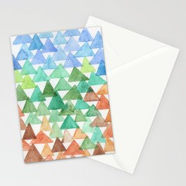 Forest of Tris Stationery Cards