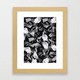 Metal works Framed Art Print