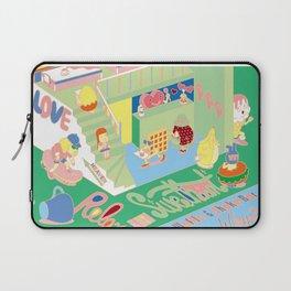 Sweet Heart World Laptop Sleeve