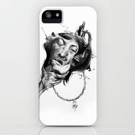 "P.O.A.M (Portrait of a Memory) ""A"" iPhone Case"