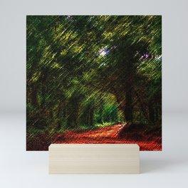 Back roads - Scituate, Rhode Island - New England Landscape by Jéanpaul Ferro Mini Art Print