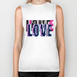 Only Love Biker Tank