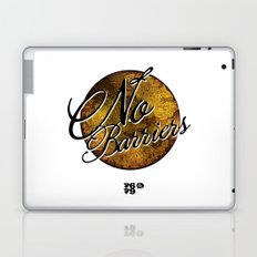 No Barriers Laptop & iPad Skin