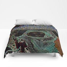 The Peanut Vendor Comforters