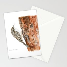Little Creeper by Teresa Thompson Stationery Cards