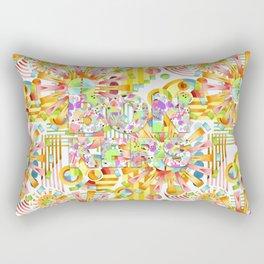 BONKERS! Rectangular Pillow