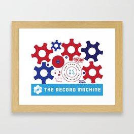 TRM Icons Framed Art Print