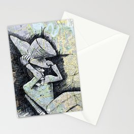 Bucharest, Romania Stationery Cards