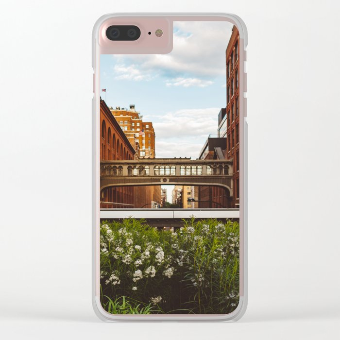 The Highline Clear iPhone Case