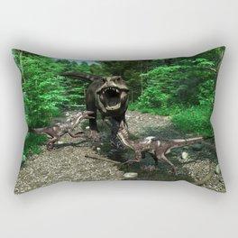Tyrannosaurus Rex 4 Rectangular Pillow
